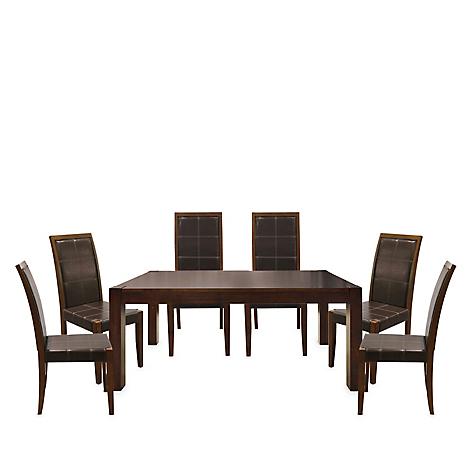 Juego de comedor sakai de 8 sillas for Comedor falabella