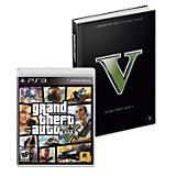 Videojuego Grand Theft Auto V para PS3 + Libro guía