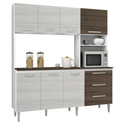 Kit mueble cocina lucce 7 puertas - Mueble cocina kit ...