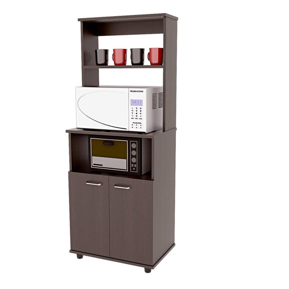 Comprar mueble organizador para microondas for Muebles para horno de microondas
