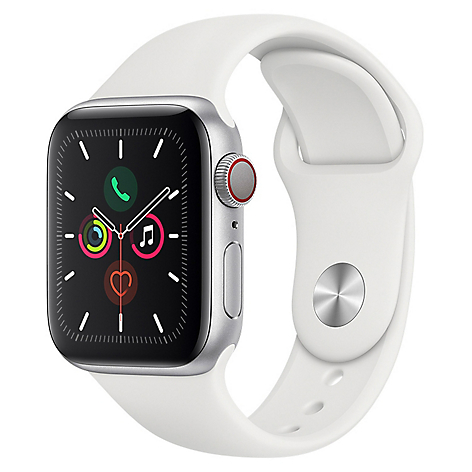Apple Watch Series 5 GPS Cellular Silver 40mm