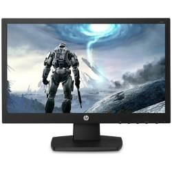 HP<BR>MONITOR LED HP V194 185 HD (1366 X 768) VGA