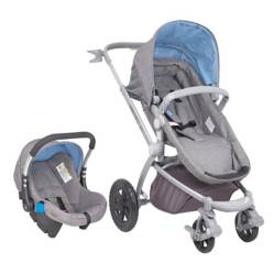 Coche Travel System Epic 3G