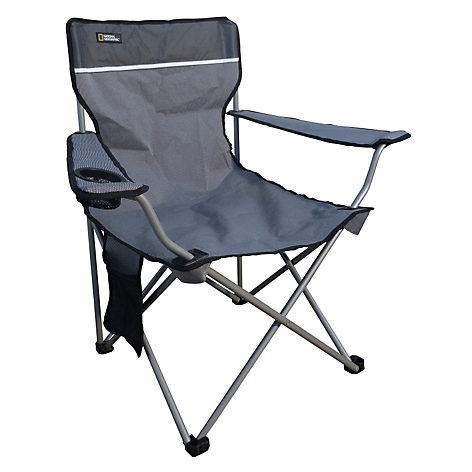 Silla Plegable Denver Gris