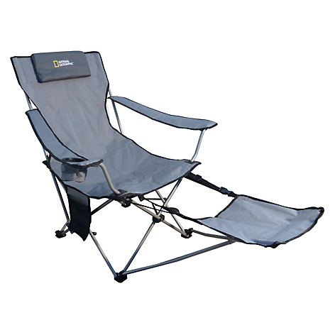 Silla Plegable Colorado Gris