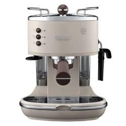 Cafetera Espresso Icona Vintage Beige