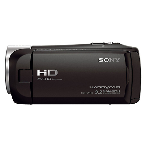 Cámara de Video Handycam Full HD CX440