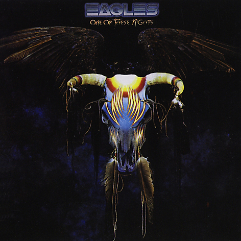 Vinilo Eagles One Of These Nights