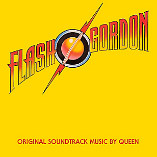 Vinilo Queen Flash Gordon