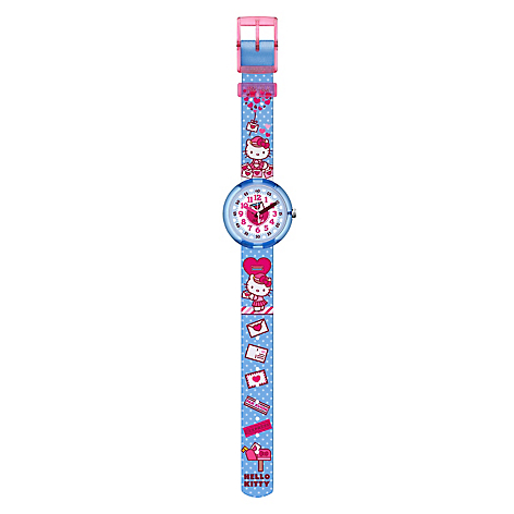 Reloj Niña Hello Kitty Cute Mai ZFLNP024