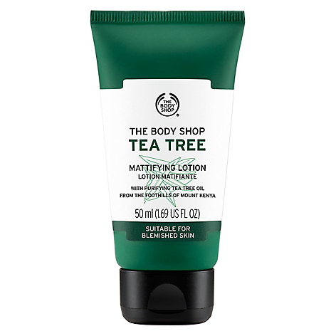 Crema para Acné Tea Tree Mattifying Lotion 50 ML