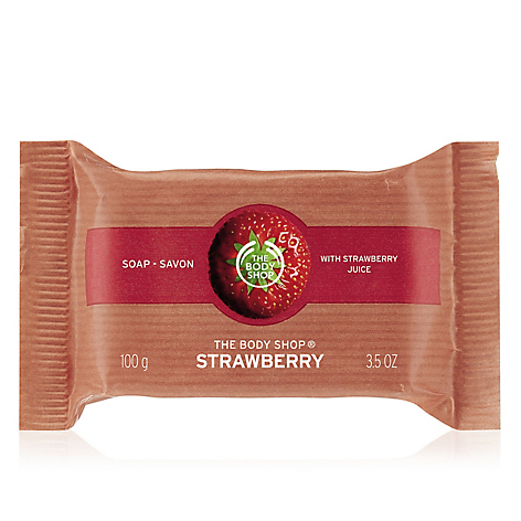 Jabón Strawberry