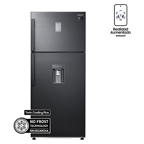 Refrigerador 513 lt Black Stainless RT53K6541BS/Z