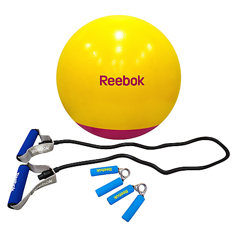Set Resist T + Balón Pilates + Hand