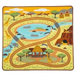 Alfombra de Safari