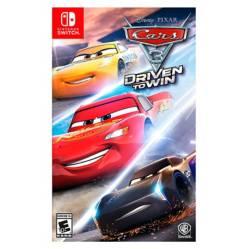 Juego Cars 3 Driven To Win Nsw