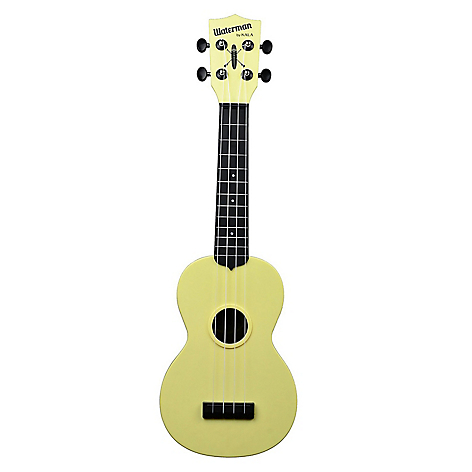 Ukelele Waterman Soprano Amarillo
