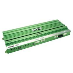 Amplificador de Auto TRK-4804 Verde