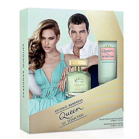 Queen Of Seduction Edt 50Ml + Body Lotion 50Ml