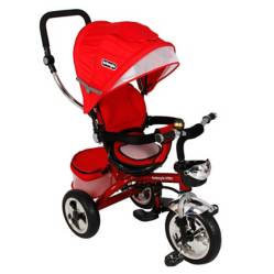 Triciclo Full RS-4089-3 Rojo