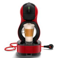 Cafetera Dolce Gusto Lumio Red