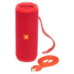 Parlante Bluetooth Flip 4 Rojo