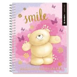 Cuaderno Forever friends dis4 Niña Multicolor