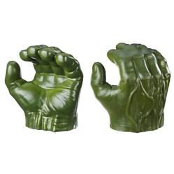 Hulk Super Puños Gamma