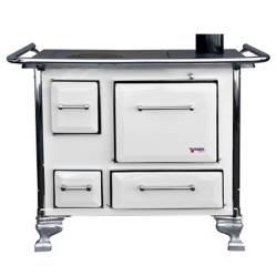 Cocina a Leña Mueble 90x60 Blanca