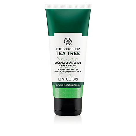 Exfoliante Scrub Tea Tree 100 ML