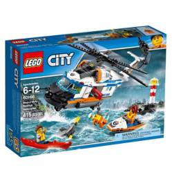 Heavy Duty Rescue Helicoptero