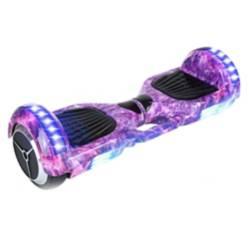 Skates Balance Wheel Galactic Purple