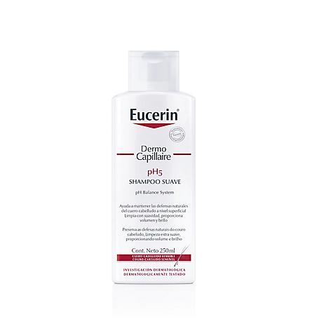 Eucerin Shampoo Sensible Ph5 Dermocapillaire Piel tQrCshd