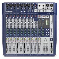 Consola Mezcladora Soundcraft Signature 12