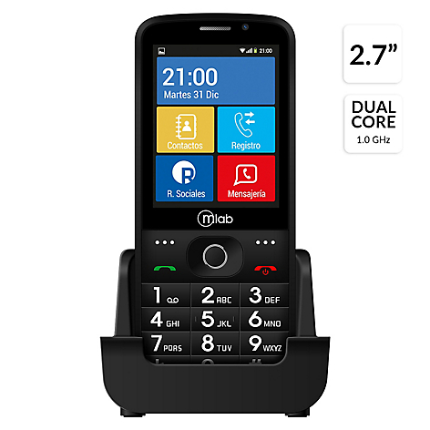 Celular Senior Smart SOS Phone