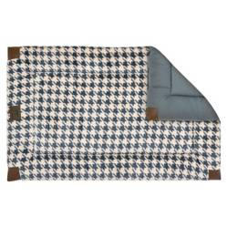 Cama Reversible Houndstooth L