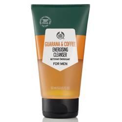 Limpiador Revitalizante de Guaraná y Café para Hombre