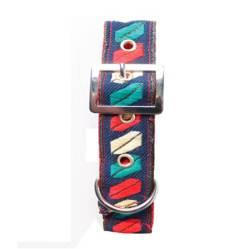 Collar Marino Tricolor L