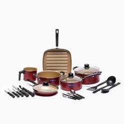 Bateria de Cocina 38 Piezas Versalhes