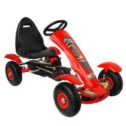 Go Kart Nino Rojo