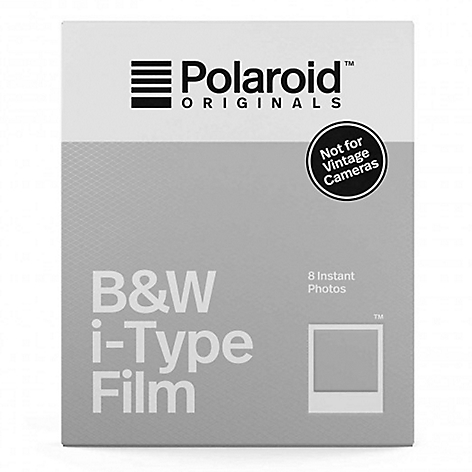 B&W Film For I-Type (One Step 2)