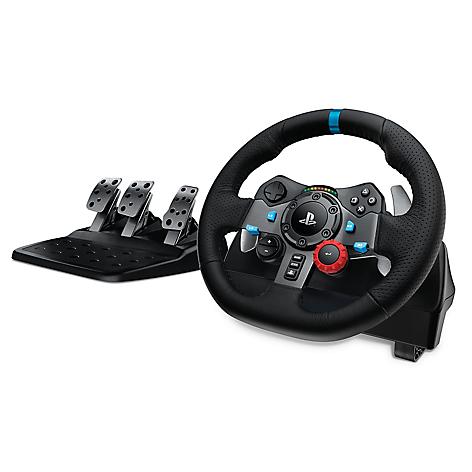 Volante G29 Force Racing Wheel PS3-PS4