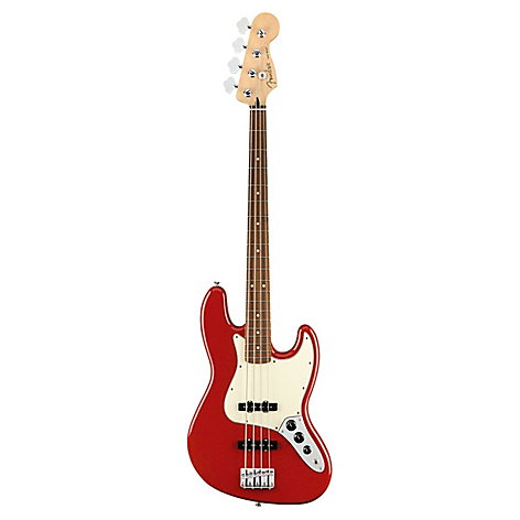 Bajo Jazz Bass Player Sonic Red