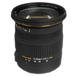 Lente Sigma 17-50mmf/2.8 EX DC OS HSM - Nikon