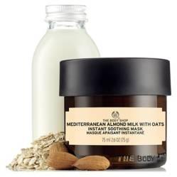 Mascarilla facial Almond Milk & Oats Facial Mask
