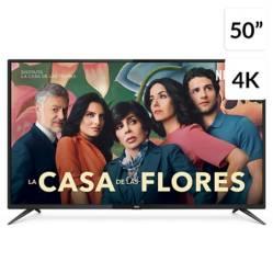 "LED 50"" 50U6285 4K Ultra HD Smart TV Plana"