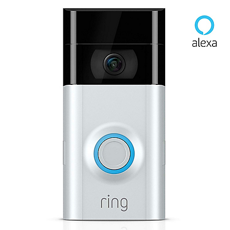 Video Timbre Ring 2 Full Hd