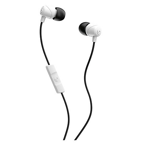 Manos Libres Wired Earbuds Blanco