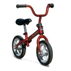 Balance Bike Roja