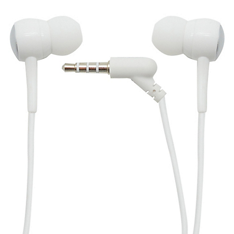 Audífonos Earphone M19 White